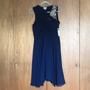 3.1 Phillip Lim for Target Navy Dress with Sequins